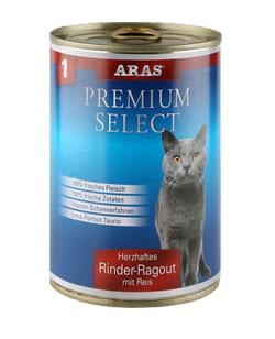 ARAS Premium Select Katze - Dose 410g