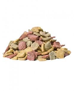 Hundefutter Goody-Mix– delikate Belohnungshappen