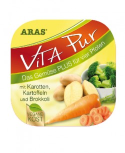 ViTA PUR - Karotten mit Kartoffeln und Brokkoli
