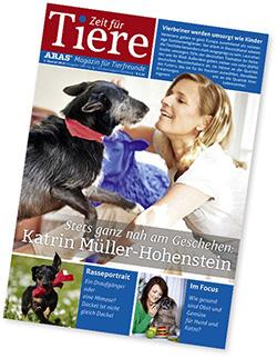 magazin zeit für tiere