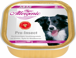 ARAS Hypo-Allergenic - Pro Insect - Schale - 195g