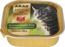 ARAS Menü der Saison für Katzen