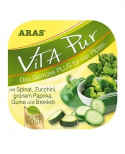 ViTA PUR - Spinat, Zucchini, Grüner Paprika, Gurke und Brokkoli