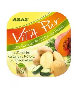 ViTA PUR - Zucchini mit Kartoffeln, Kürbis und Steckrüben