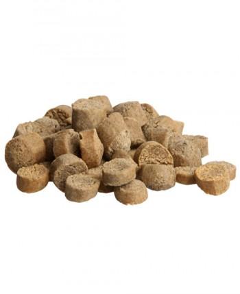 Hundefutter Strauß mit Kartoffel und Reis