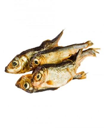 Hundefutter Delikate Knabber-Fische – luftgetrocknete Spezialität