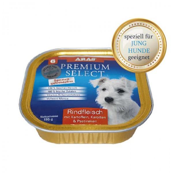 Premium Nassnahrung für Junghunde