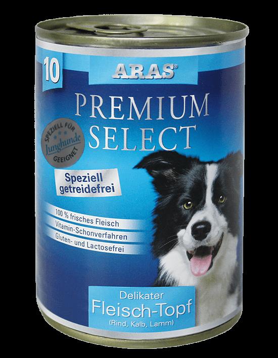 Premium Nassnahrung für Hunde