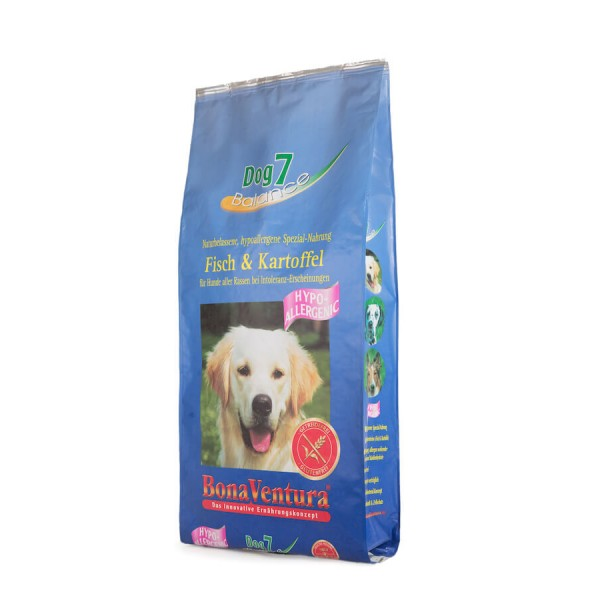 Spezial-Trockennahrung für Hunde