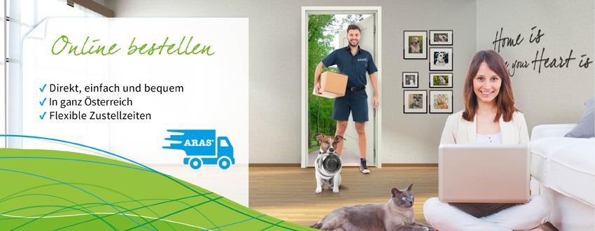 ARAS Tiernahrung Online bestellen