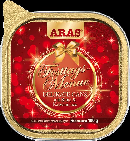ARAS Festtags-Menü für Katzen
