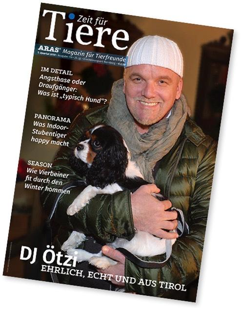 ARAS - Zeit für Tiere Magazin